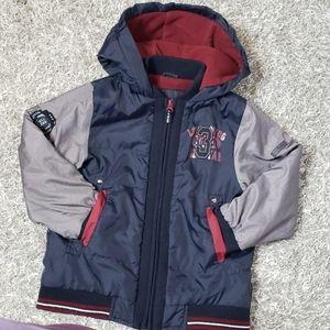 London Fog Varsity Boys Jacket